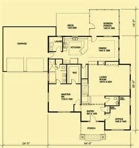 Architectural House Plans Architectural House Plans Floor Plan Details Craftsman