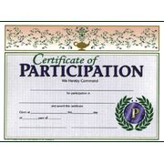 sle of vbs certificate certificate of participation pack of 30 christianbook