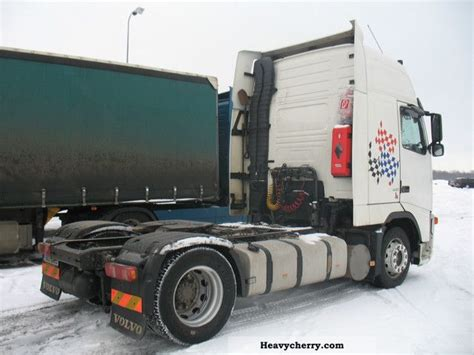 Volvo Fh 440 Manual Gearbox 2006 Volume Trailer Photo And