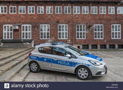 Auto Aus Polen Kaufen by Danzig Polen 13 Dezember 2016 Opel Corsa Polizeiauto
