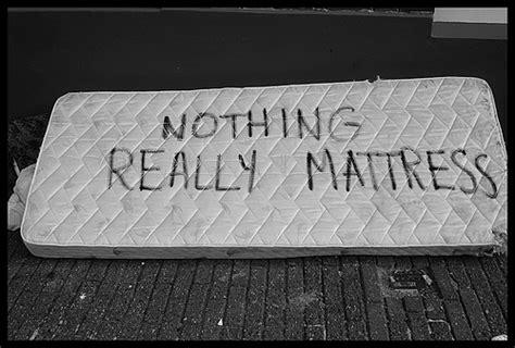 Nothing Really Mattress by Nothing Really Mattress Waar De Prinsengracht Wat Een