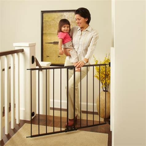 tall baby swing com north states supergate easy swing and lock
