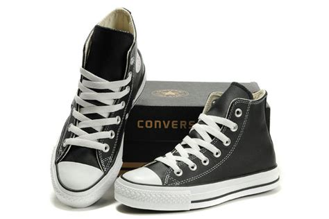 Converse Classic Ox Hi Black classic converse chuck all high top black ox