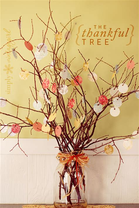 the giving thanks tree fun holiday activities for kids gratitude tree with the leaves of thanksgiving