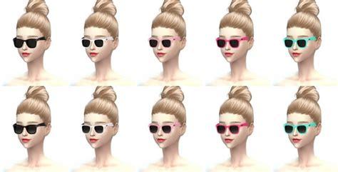 Rb Tifa sunglasses at paulean r 187 sims 4 updates