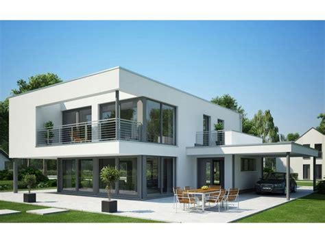 haus mit flachdach stratus fd 500 einfamilienhaus heinz heiden