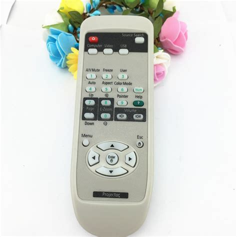 Lu Projector Epson Eb S7 remote suitable for epson projector emp x5 eb s6