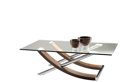 Rectangular Coffee Table With Glass Top Monty Rectangular Glass Top Coffee Table Coffee Tables