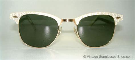 sunglasses ray ban clubmaster i medium | vintage sunglasses