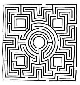 labyrinth template labyrinthiade der sagenkranz um das kretische labyrinth