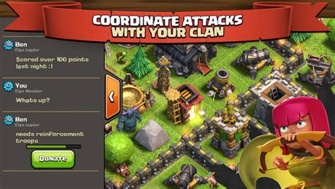 i mod game android clash of clans clash of clans mod apk 7 200 19 gems gold elixir