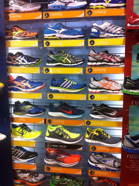 athletic foot shoe store the athlete s foot in st ives sydney nsw shoe stores