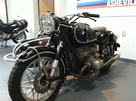 bmw motorcycles asheville 1965 bmw r90 6 steib sidecar eurosport asheville bmw