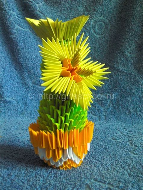 3d origami cactus tutorial 816 best images about origami 3d on pinterest 3d origami