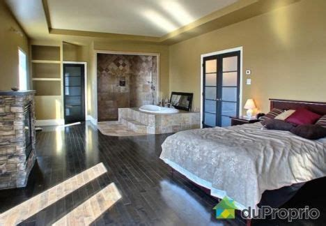 New Homes With Floor Master Bedroom by Open Concept Master Bedroom And Bathroom In