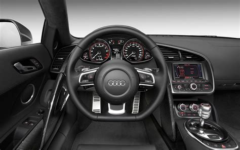 Audi R8 Innenraum by Audi R8 V10 Interior Wallpaper Hd Car Wallpapers Id 165
