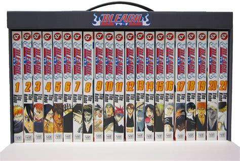 box set 2 volumes 28 48 with premium box set 1 book by tite kubo official publisher
