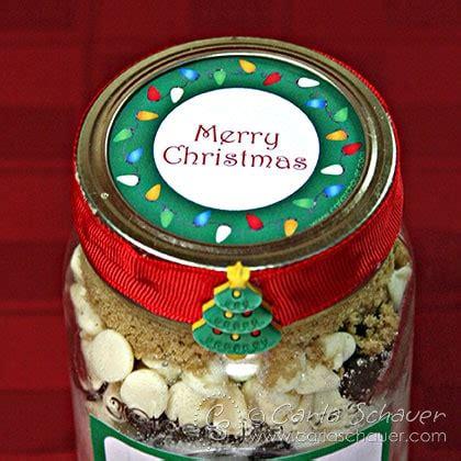 printable christmas jar toppers free printable christmas lights canning jar labels carla