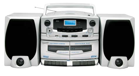 cd radio cassette player cassette recorder player from