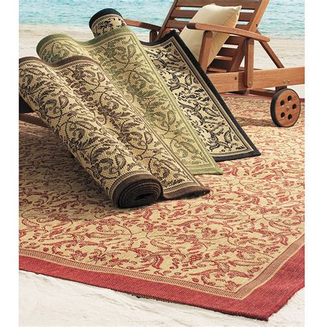all weather outdoor rugs seagrove all weather indoor outdoor rug ballard designs