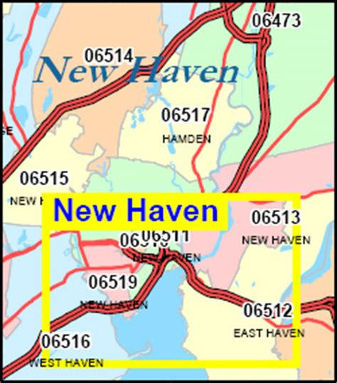 zip code map ct connecticut zip code map including county maps