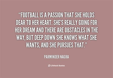 Passionate Quotes About Football