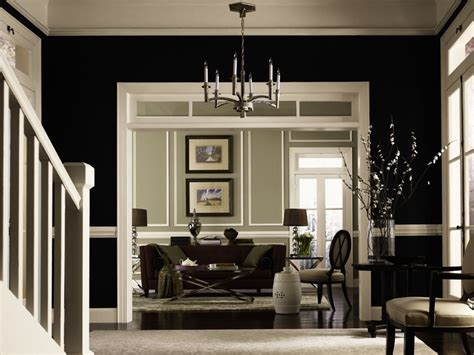 hgtv 174 home by sherwin williams liveable luxe tricorn black sw 6258 gateway gray sw 7644