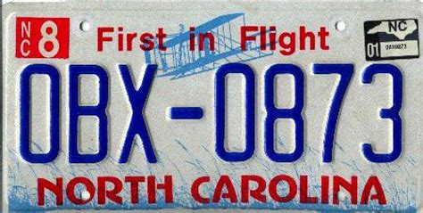 Nc Vanity Plates by Carolina Y2k