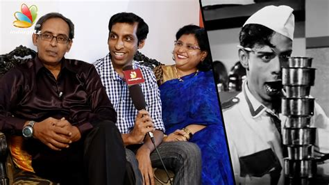 actor nagesh son rajesh babu my son reminds me of nagesh anand babu interview