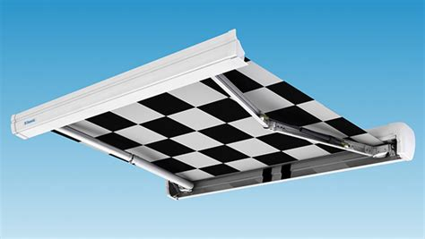 oasis awning dometic oasis door awning on behance