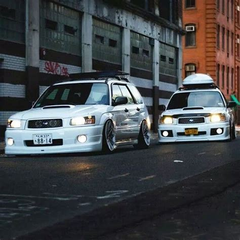 stanced subaru forester stanced forester www imgkid com the image kid has it