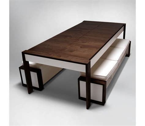 space saving dining table ducduc the table is your space saving dining table at home modern home decor