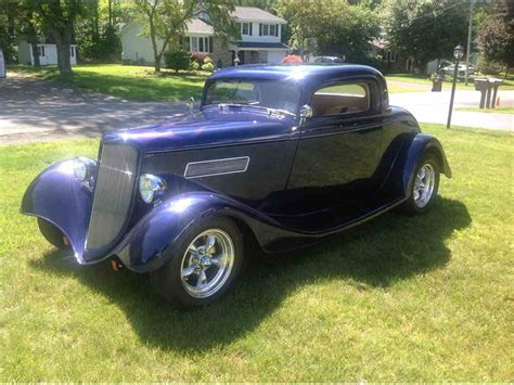 1934 ford 3 window for sale 1934 ford 3 window coupe for sale classiccars cc