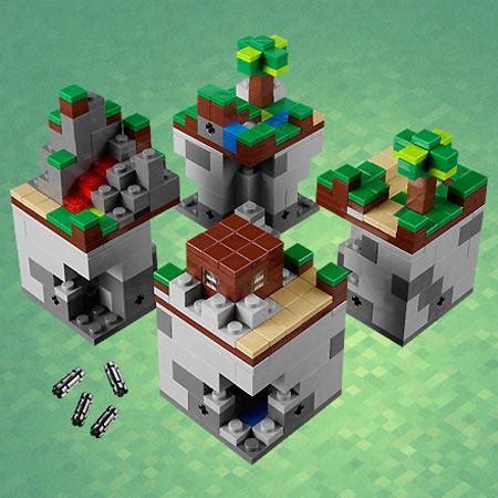lego minecraft micro world available for preorder | gadgetsin