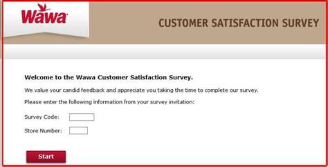 How To Use A Wawa Gift Card For Gas - mywawavisit win wawa gift cards by participating at wawa customer survey