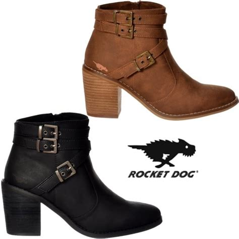 rocket ankle boots rocket deon buckles and straps ankle boot black