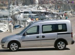 Opel Combo Dimensions Opel Combo Review Powertrain And Technical Equipment