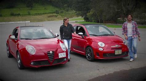 Fiat Alfa Romeo by Reto Hatchbacks Alfa Romeo Mito Y Fiat 500c Abarth Car