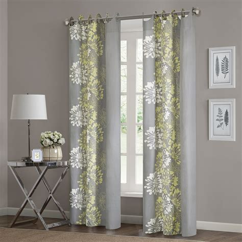 madison park marcel curtain panel madison park anaya window curtain ebay