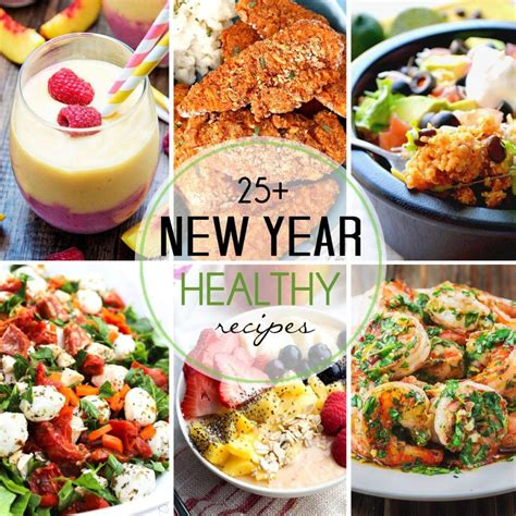 gw2 new year food 30 healthy new year s resolution recipes domestic
