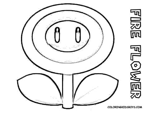 blank coloring pages mario mario coloring pages free large images