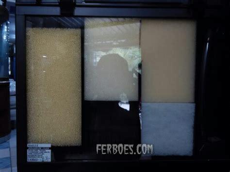 Paket Diy Tempat Perhiasan Wol Bentuk aquarium hailea fa400 lengkap dan simple ferboes