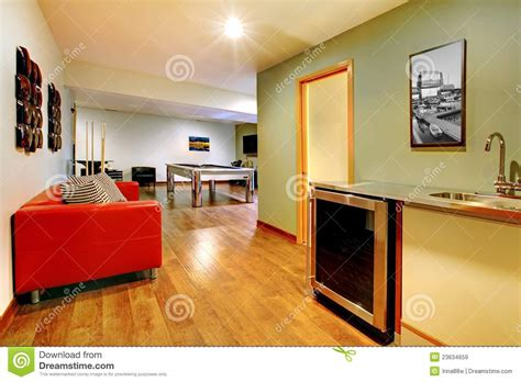 home interior party play party room home interior with pool table stock photography cartoondealer com 23634656