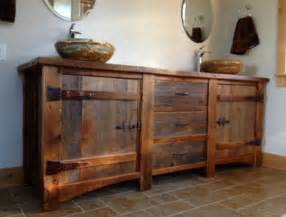 rustic bathroom vanities home design by