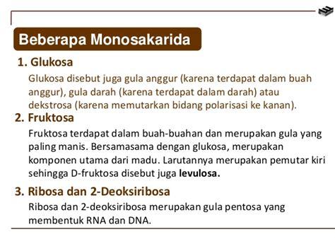 Gula Anggur Glucolin Glukosa biomolekul