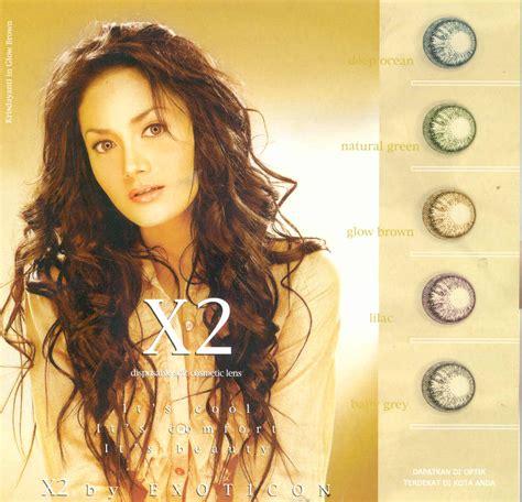 Softlense X2 Softlens X2 Picolla Dan Picolli Softlens x2 disposable soft cosmetic lens
