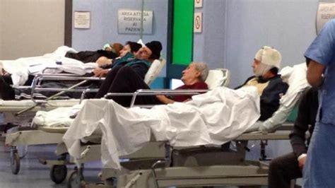 ospedale san matteo pavia ematologia ricoveri ospedalieri boom in cania corsie al collasso
