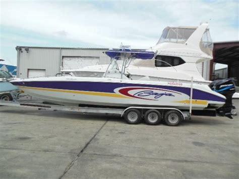 used baja boats in texas baja 34 sportfish 2002 used boat for sale in seabrook