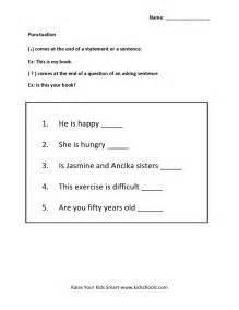 collections of punctuation worksheets grade 8 valentine