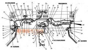 Mitsubishi Pajero Fuse Box Layout Mitsubishi Pajero Light Road Vehicle Circuit